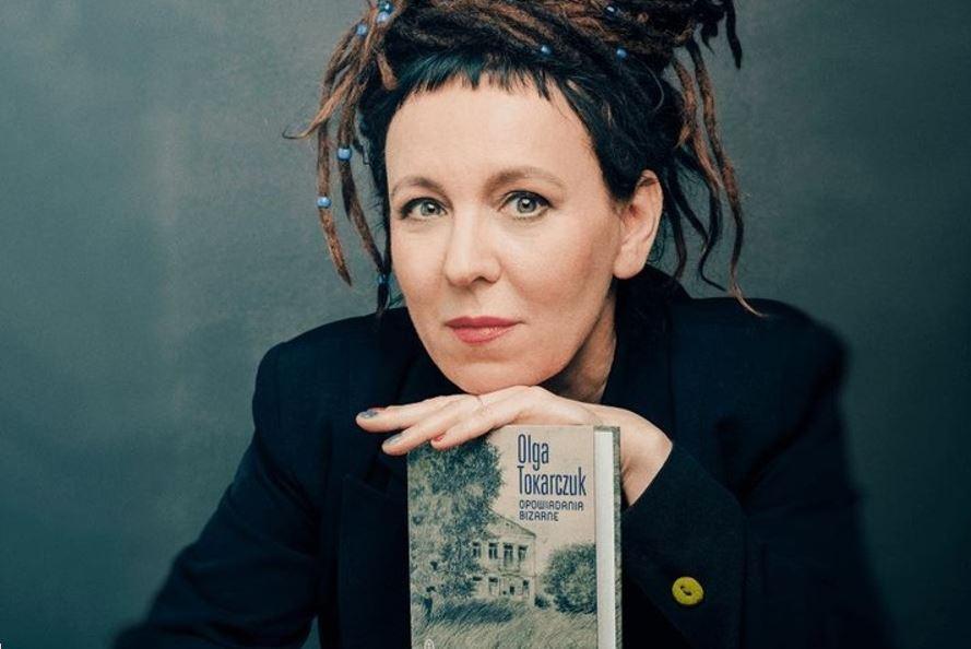 Olga Tokarczuk laureatką Nagrody Nobla